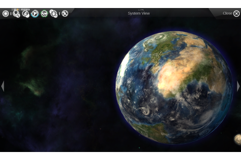 In-game Earth image - Endless Effect mod for Endless Space ...