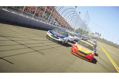 NASCAR Heat 2 Covers All Three National Series, Brings ...