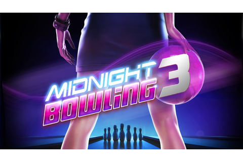 Midnight Bowling 3 - Mobile Game Trailer - YouTube
