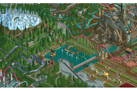 RollerCoaster Tycoon Classic Launched to Google Play ...