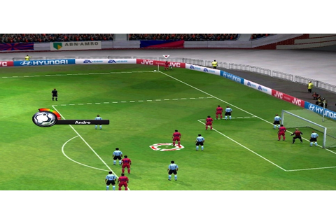 FIFA Football 2003 PC Game Download By A2zCrack
