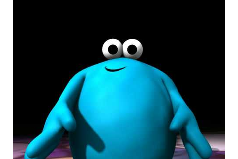 The Trap Door intro in 3D CGI - YouTube