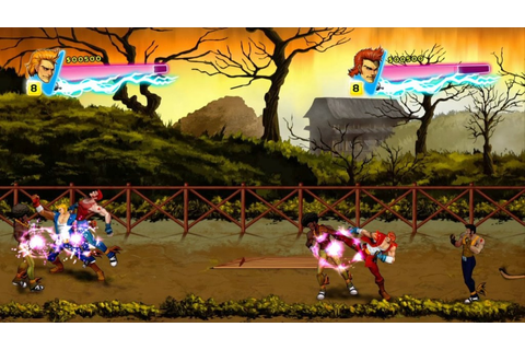 Double Dragon: Neon « IGGGAMES