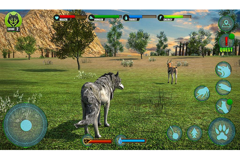 Ultimate Wolf Adventure 3D - Android Apps on Google Play