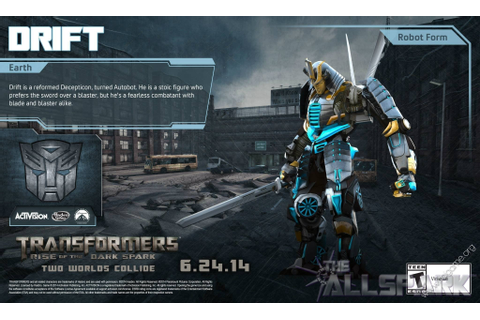 Transformers: Rise of the Dark Spark - Download Free Full ...