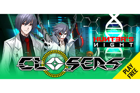 Closers on Steam