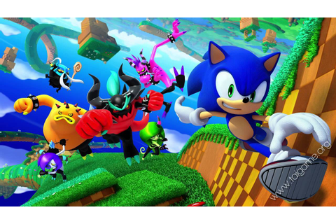 Sonic Lost World - Download Free Full Games | Arcade ...