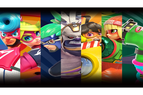 Download Arms video game hd wallpapers
