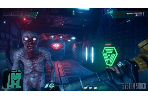 Nightdive Studio's System Shock Remake Shows Off Gameplay ...