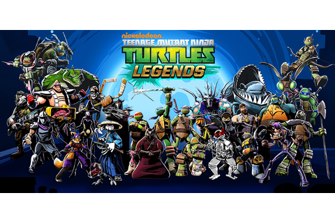 Amazon.com: Teenage Mutant Ninja Turtles: Legends ...