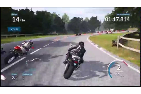 Ride PC Game - 2015. Speed in Bmw s1000rr Super Sport Bike ...