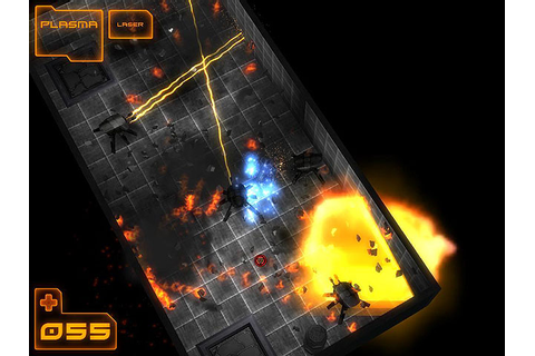 Assault Droid Free Game Screenshot 1 - GameHitZone