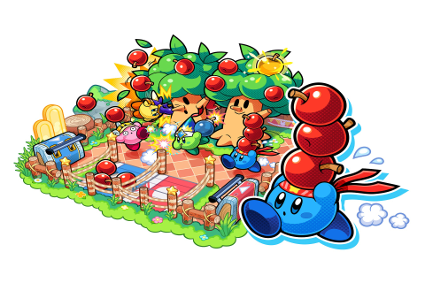 Download Kirby Battle Royale HD Wallpapers - Read games ...