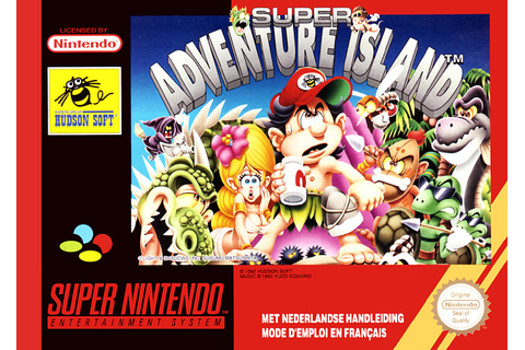Super Adventure Island Released for Wii Virtual Console, 8 ...