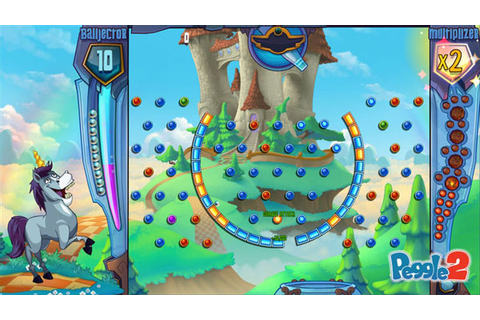 Peggle 2 XBox One Review - Impulse Gamer