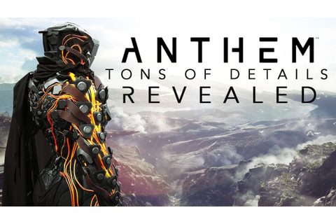 ANTHEM: Everything You NEED TO KNOW - YouTube