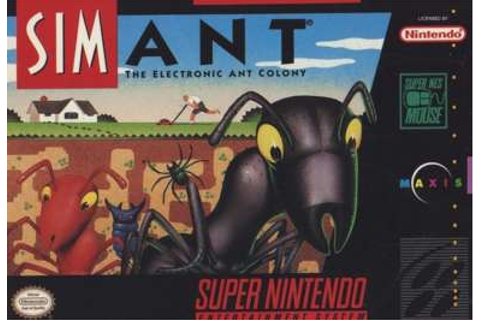 SimAnt (Video Game) - TV Tropes