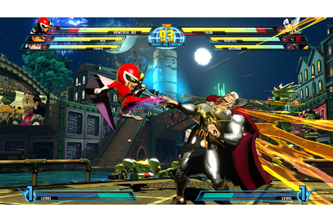 Gamer--freakz: Tiers in fighting games:Marvel Vs Capcom 3 ...