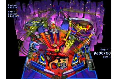 Full Tilt! 2 Pinball - Captain Hero (Gameplay) - YouTube