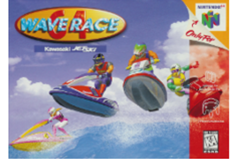 Wave Race 64 - Wikipedia