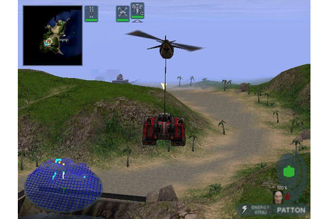 Hostile Waters: Antaeus Rising Download (2001 Strategy Game)