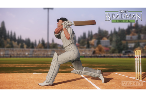 Don Bradman Cricket 14 announced for PS3, PC & Xbox 360 ...