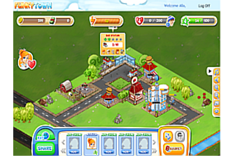 Funky Town Game - Play online at Y8.com