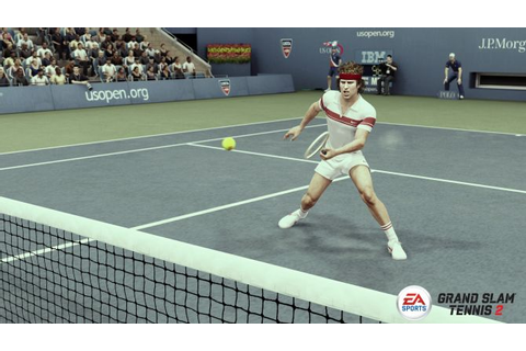 TEST. Grand Chelem Tennis 2 (Xbox 360, PlayStation 3)
