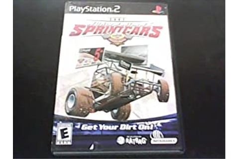 Amazon.com: World of Outlaws: Sprint Cars 2002: Video Games