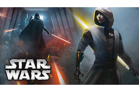 THE NEXT BIG STAR WARS GAME After Battlefront 2! HUGE NEWS ...