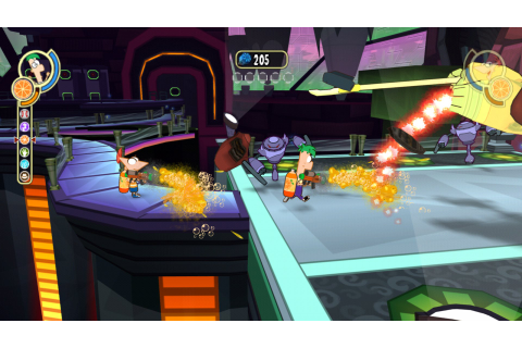 Phineas and Ferb: Across the Second Dimension Review (PS3 ...