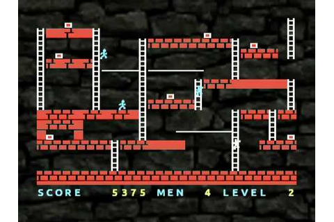 Lode Runner Retro (free indie game) - YouTube