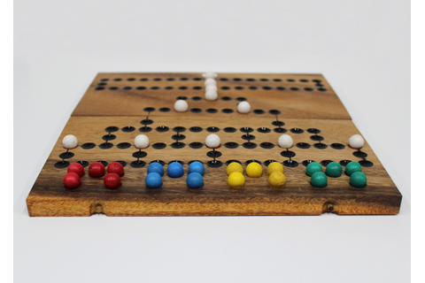 Wooden Barricade Board Game