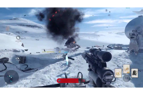 Star Wars Battlefront 3 Gameplay Trailer E3 2015 EA ...
