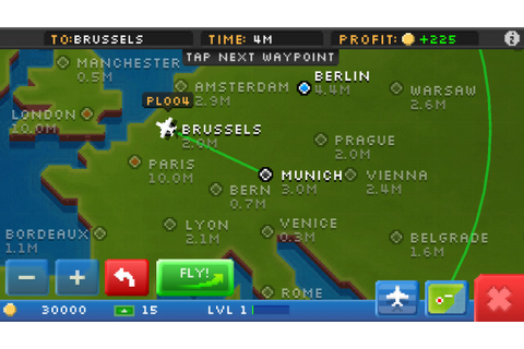 Pocket Planes – Games for Android 2018 – Free download ...