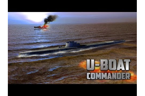 WWII U Boat Submarine Commander - YouTube