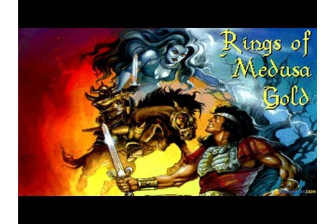 R.O.M. Gold: Rings of Medusa gameplay (PC Game, 1994 ...