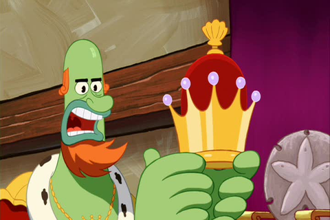 King Neptune's Crown | Pooh's Adventures Wiki | FANDOM ...