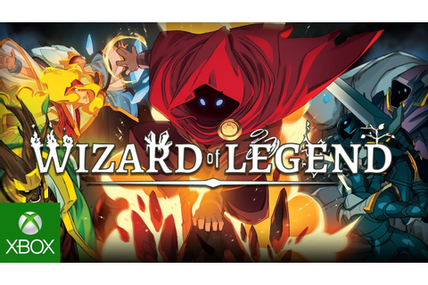 Wizard of Legend - Announce Trailer - YouTube