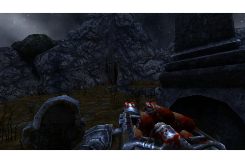 "Quake Engine Horror-Fantasy FPS ""Wrath: Aeon of Ruin ..."