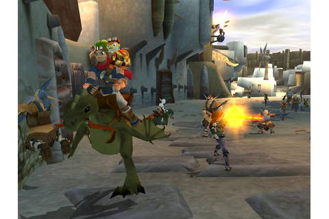 Jak 3 Screenshots - Video Game News, Videos, and File ...