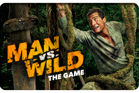 Man vs Wild | Too Much Gaming