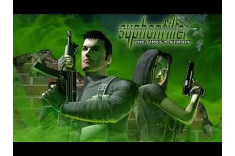 SYPHON FILTER 2 (Film-Game Complet Fr PSX) - YouTube