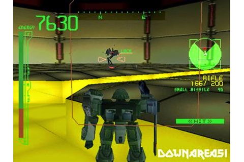 Armored Core Project Phantasma PS1 ISO | Free Download ...
