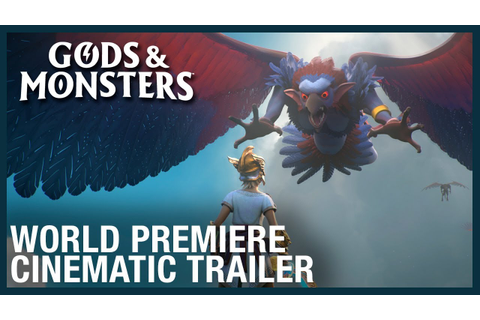Gods & Monsters: E3 2019 Official World Premiere Cinematic ...