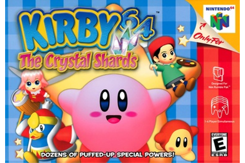 Kirby 64: The Crystal Shards - Wikipedia