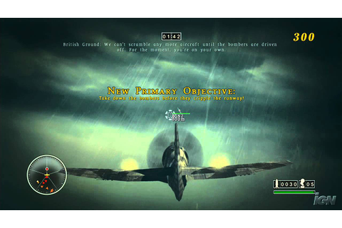 Blazing Angels 2: Secret Missions of WWII Xbox 360 - YouTube