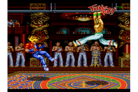 Fatal Fury Download Game | GameFabrique