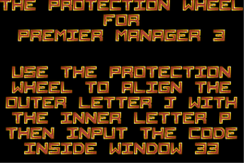Download Premier Manager 3 - My Abandonware