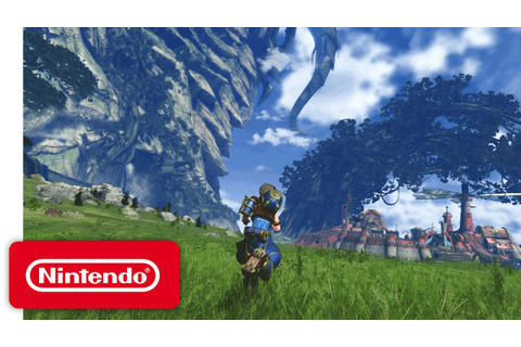 Xenoblade Chronicles 2 - Nintendo Switch Presentation 2017 ...